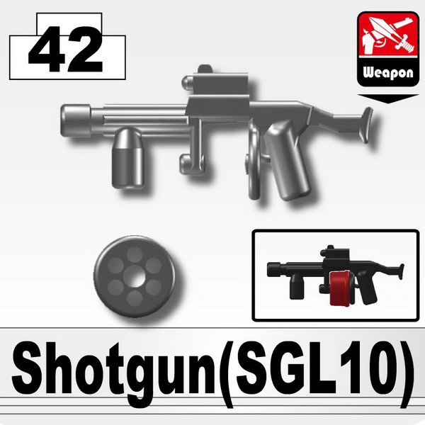Iron Black_Shotgun(SGL10)