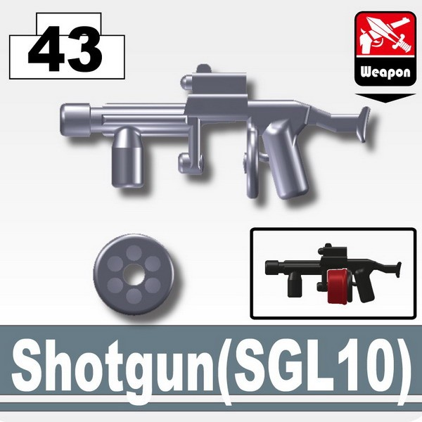 Dark Blue Gray_Shotgun(SGL10)
