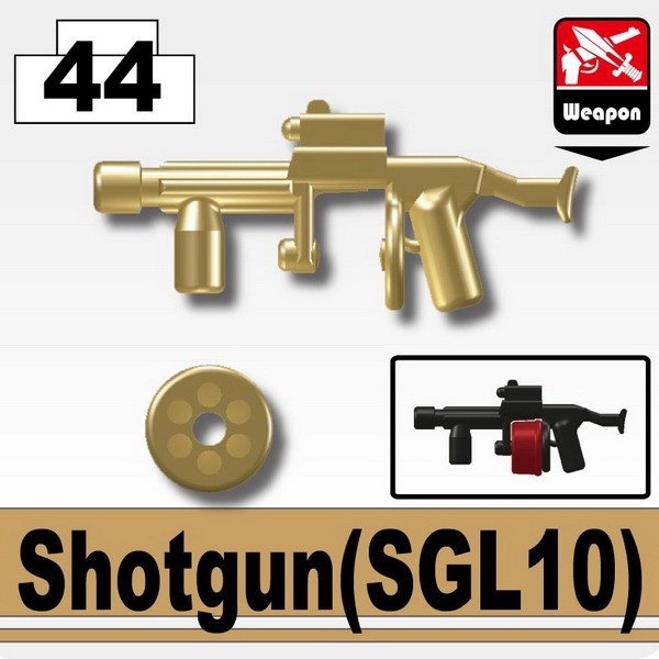 Dark Tan-2_Shotgun(SGL10)