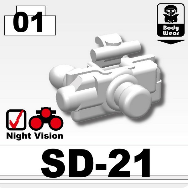 White_Night Vision(SD-21)