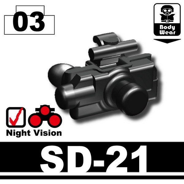Black_Night Vision(SD-21)