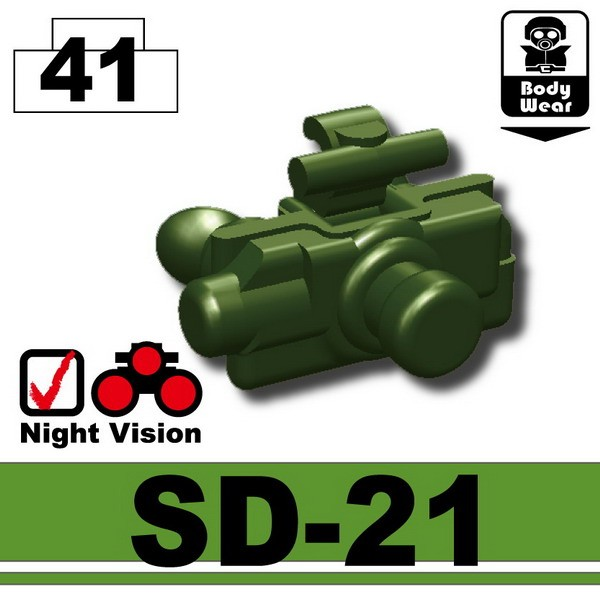 Tank Green_Night Vision(SD-21)