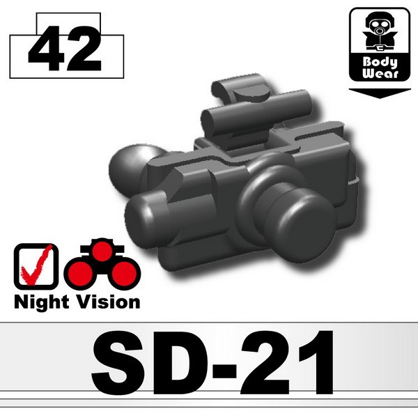 Iron Black_Night Vision(SD-21)