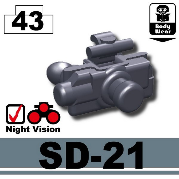 Dark Blue Gray_Night Vision(SD-21)