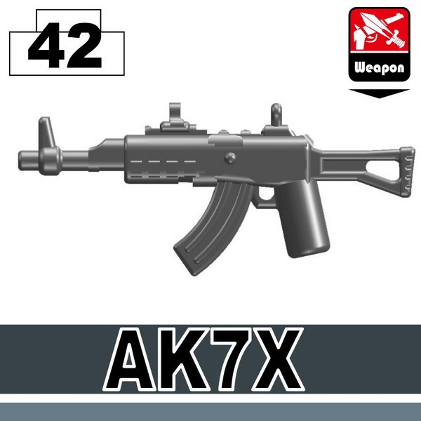 Iron Black_AK7X