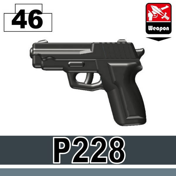 Pearl Dark Black_P228