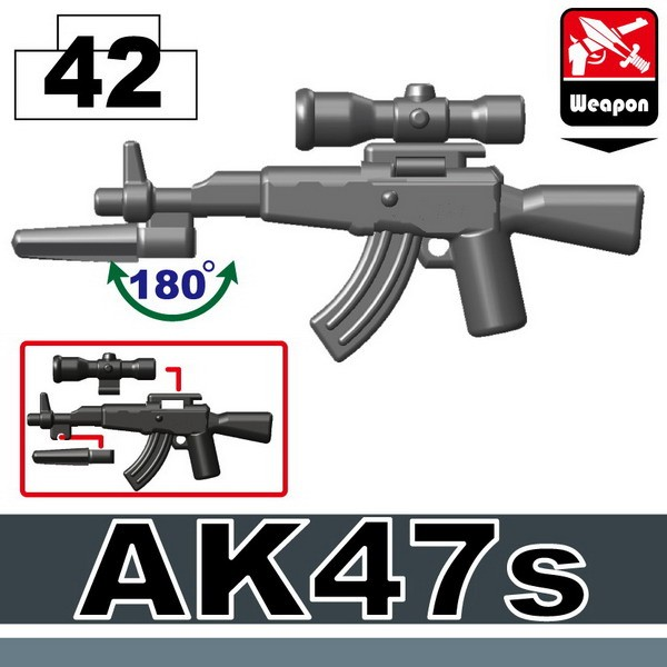Iron Black_AK47s