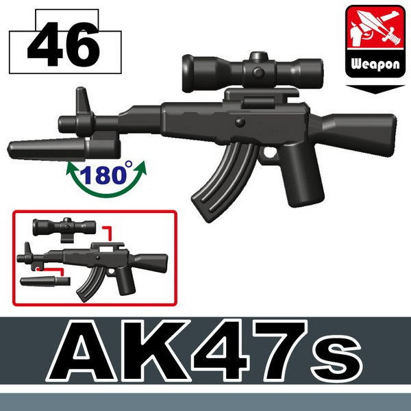 Pearl Dark Black_AK47s