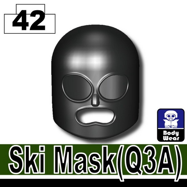 Iron Black_Ski Mask(Q3A)