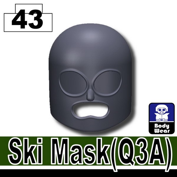 Dark Blue Gray_Ski Mask(Q3A)