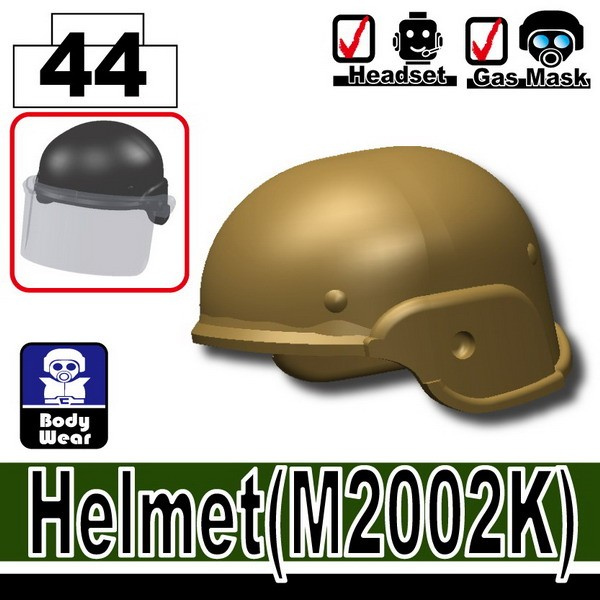 Dark Tan-2_Helmet(M2002K)