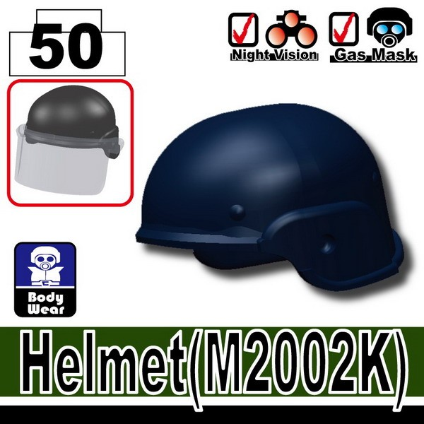 Dark Blue_Helmet(M2002K)