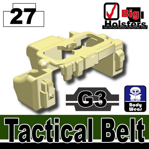 Tan_Tactical Belt(G3)