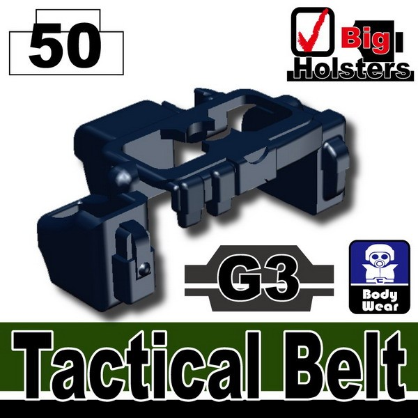 Dark Blue_Tactical Belt(G3)
