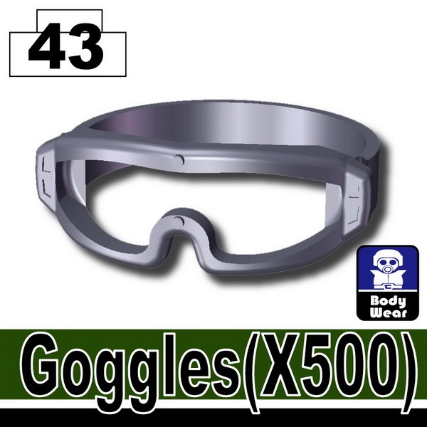 Dark Blue Gray_Goggles(X500)