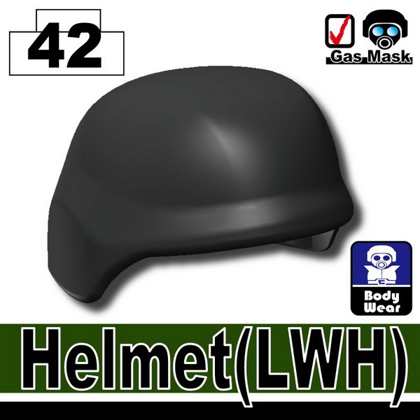 Iron Black_Helmet(LWH)