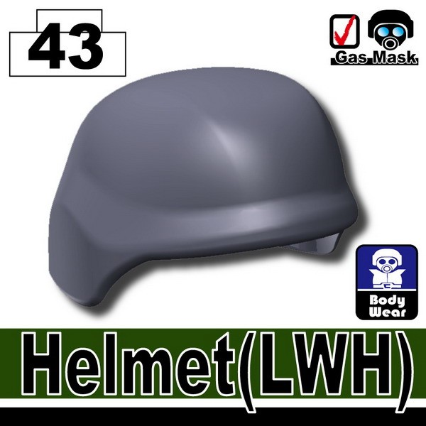 Dark Blue Gray_Helmet(LWH)