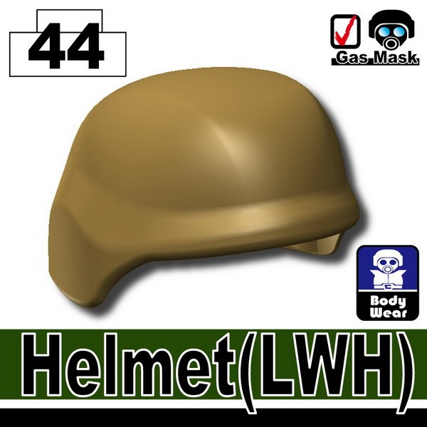 Dark Tan-2_Helmet(LWH)