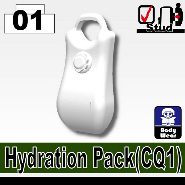 White_Hydration Pack(CQ1)