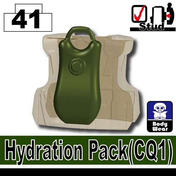Tank Green_Hydration Pack(CQ1)