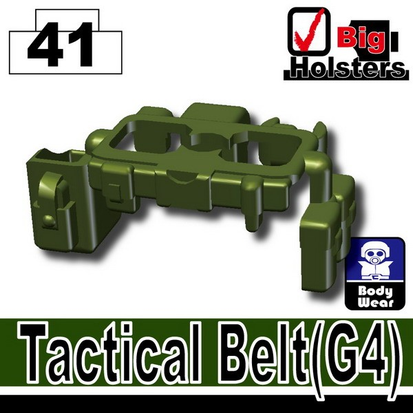 Tank Green_Tactical Belt(G4)