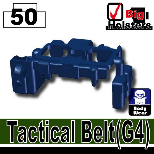 Dark Blue_Tactical Belt(G4)