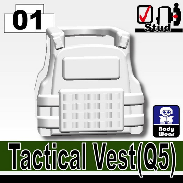 White_Tactical Vest(Q5)