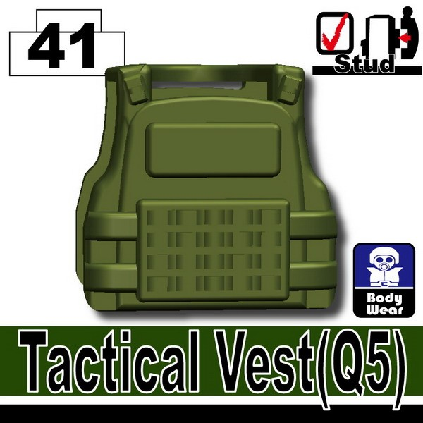 Tank Green_Tactical Vest(Q5)