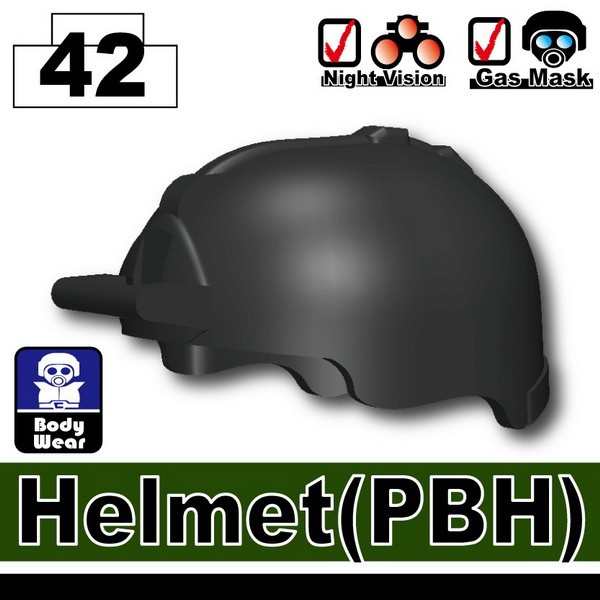 Iron Black_Helmet(PBH)