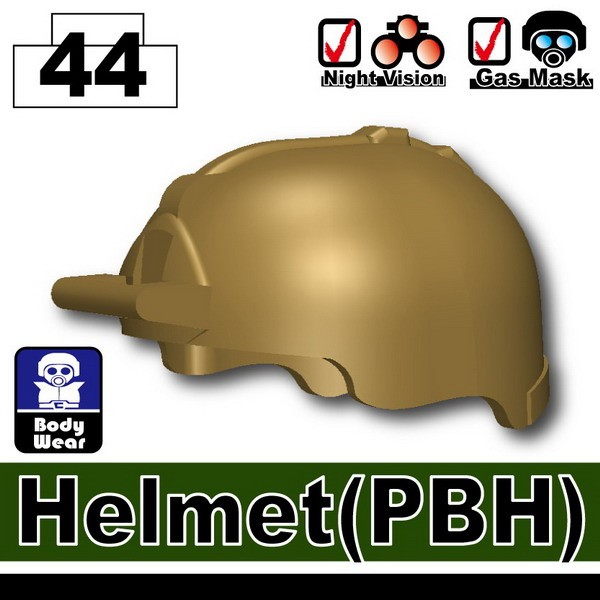 Dark Tan-2_Helmet(PBH)