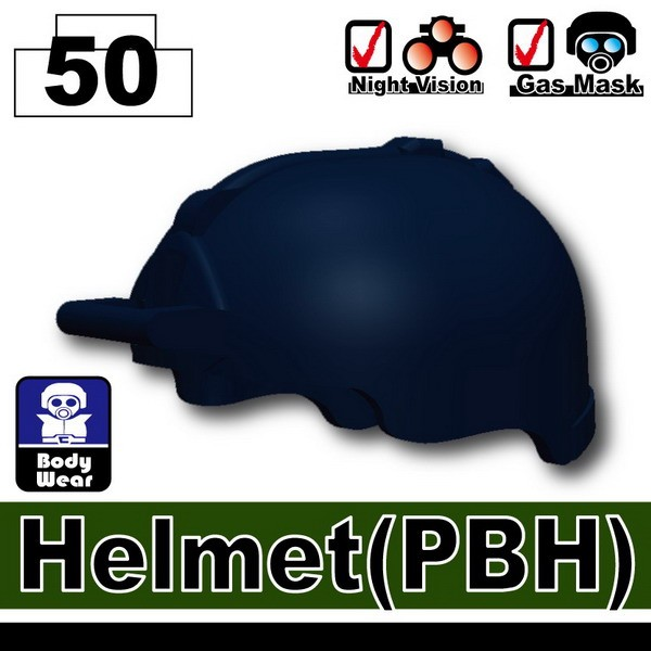 Dark Blue_Helmet(PBH)