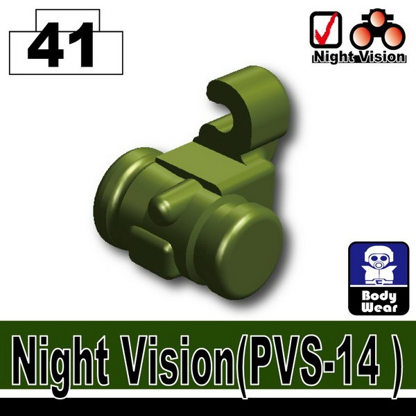Tank Green_Night Vision(PVS-14)