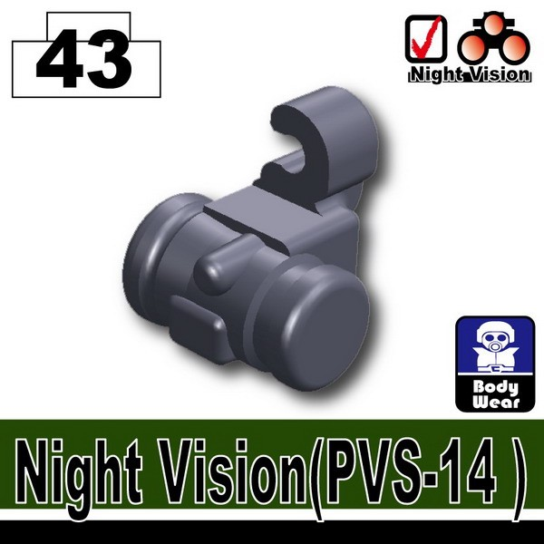 Dark Blue Gray_Night Vision(PVS-14)