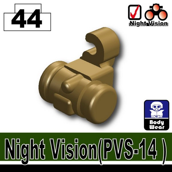 Dark Tan-2_Night Vision(PVS-14)