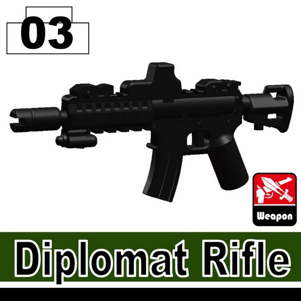Black_Diplomat Rifle