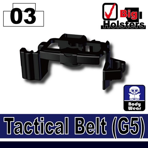 Black_Tactical Belt(G5)