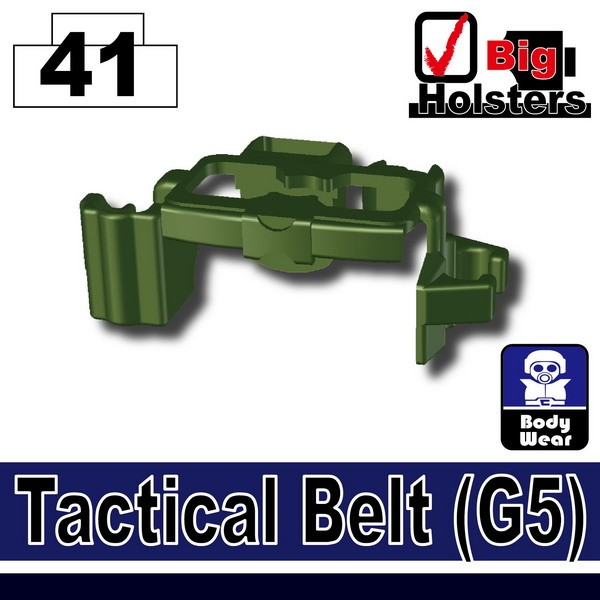 Tank Green_Tactical Belt(G5)