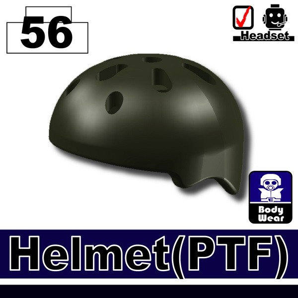 (56)Deep Gray Green_Helmet(PTF)