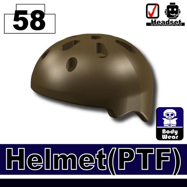 (58)Deep Bronze Brown_Helmet(PTF)