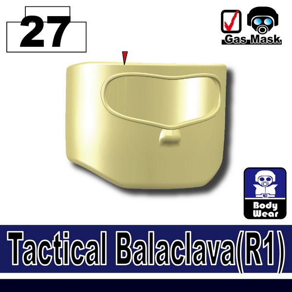Tan_Tactical Balaclava(R1)