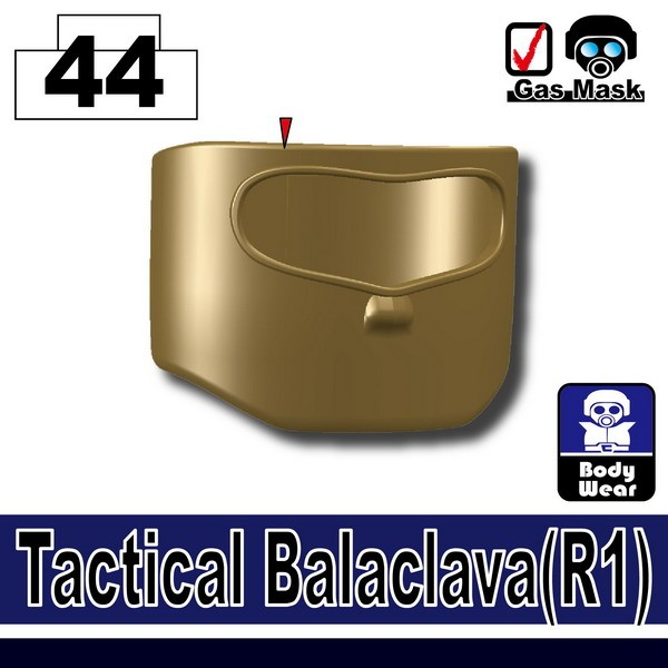 Dark Tan-2_Tactical Balaclava(R1)