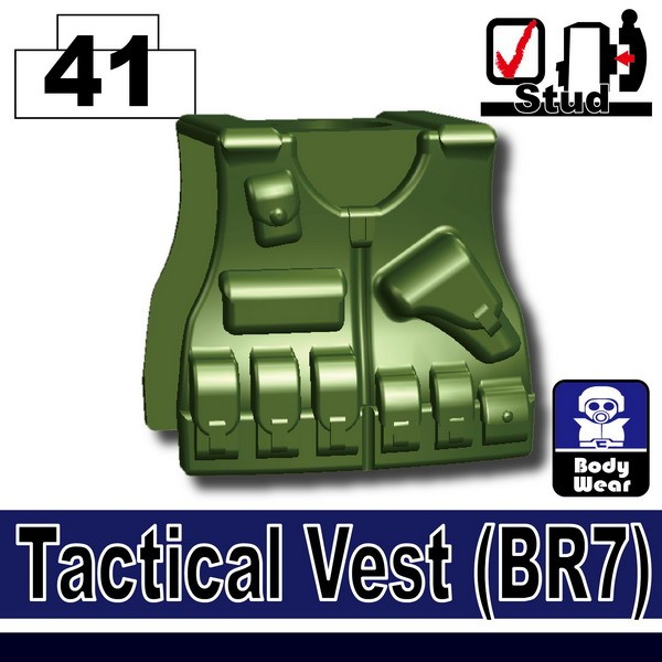 Tank Green_Tactical Vest(BR7)