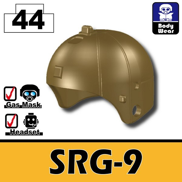 Dark Tan-2_Helmet(SRG-9)
