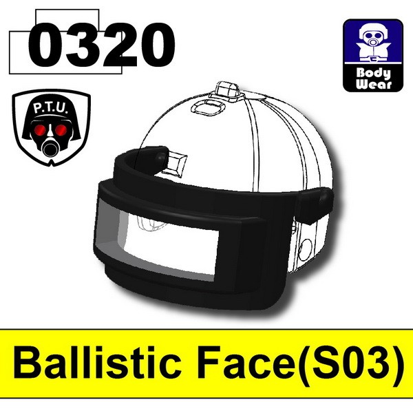 Black0320_Ballistic Face(S03)