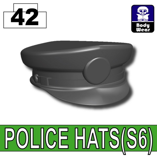 Iron Black_POLICE HATS(S6)