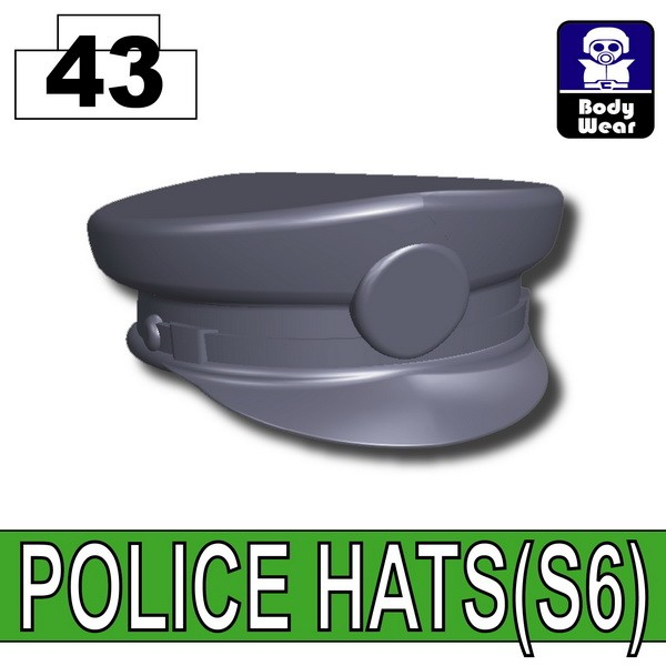 Dark Blue Gray_POLICE HATS(S6)