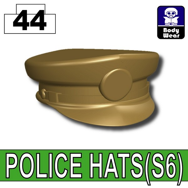 Dark Tan-2_POLICE HATS(S6)