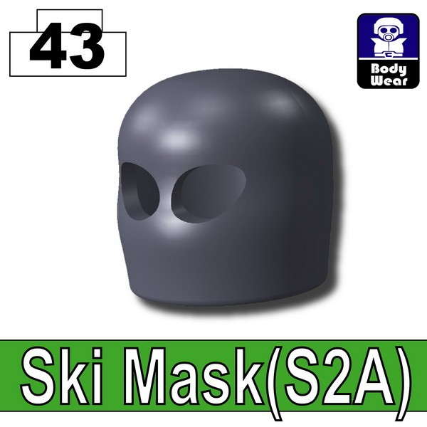 Dark Blue Gray_Ski Mask(S2A)