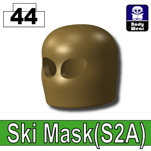 Dark Tan-2_Ski Mask(S2A)