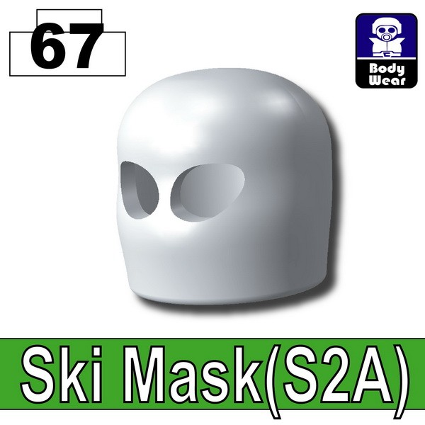 Cold White_Ski Mask(S2A)